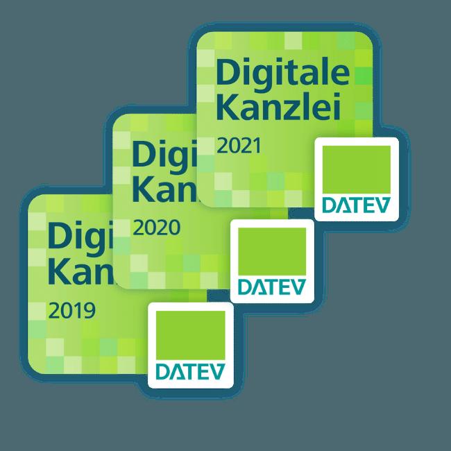 digitale datev-kanzlei 2019 2020 2021 - dreifache digitale datev-kanzlei